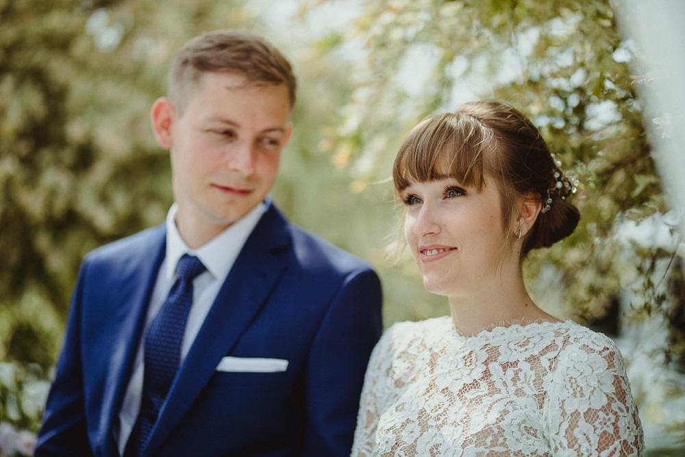 Dwór Korona Karkonoszy ślub plenerowy