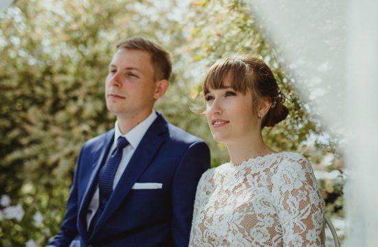 ślub plenerowy Dwór Korona Karkonoszy Sosnówka