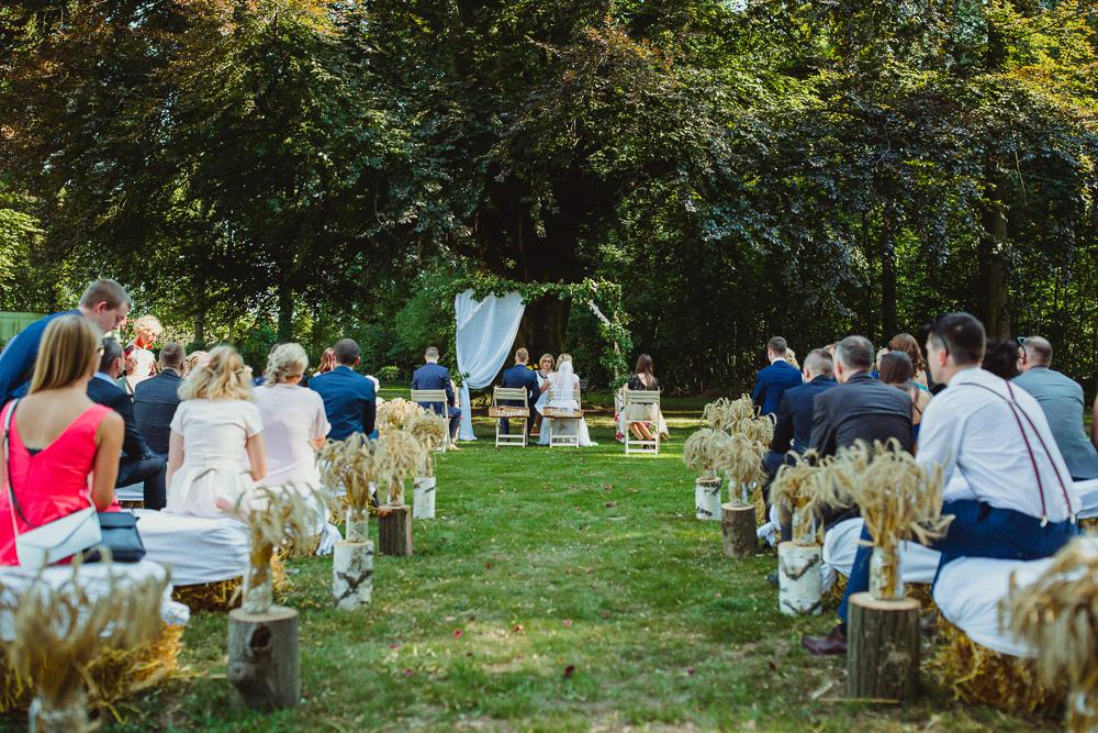 rustykalny ślub plenerowy wrocław dolnyśląsk