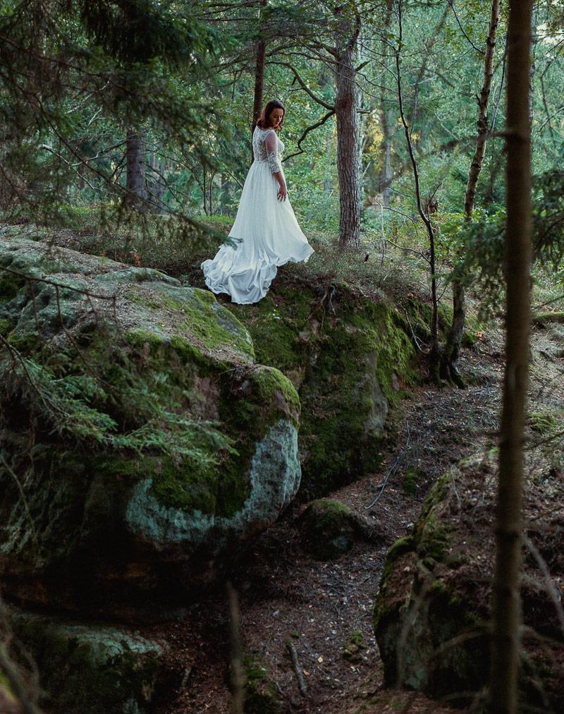 sesja ślubna w górach fotografia wrocław