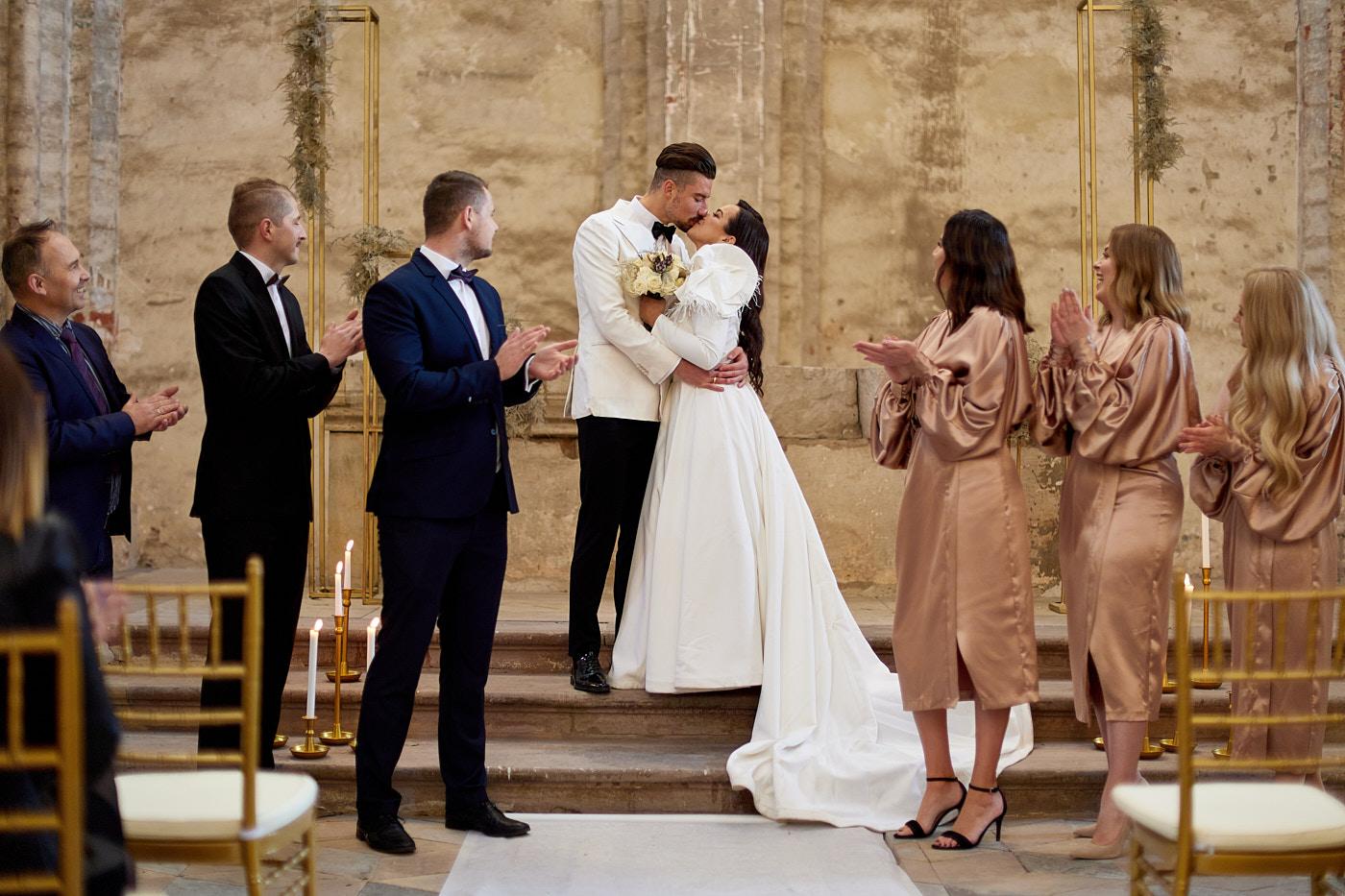 wyjątkowy ślub - fotograf ślubny wrocław