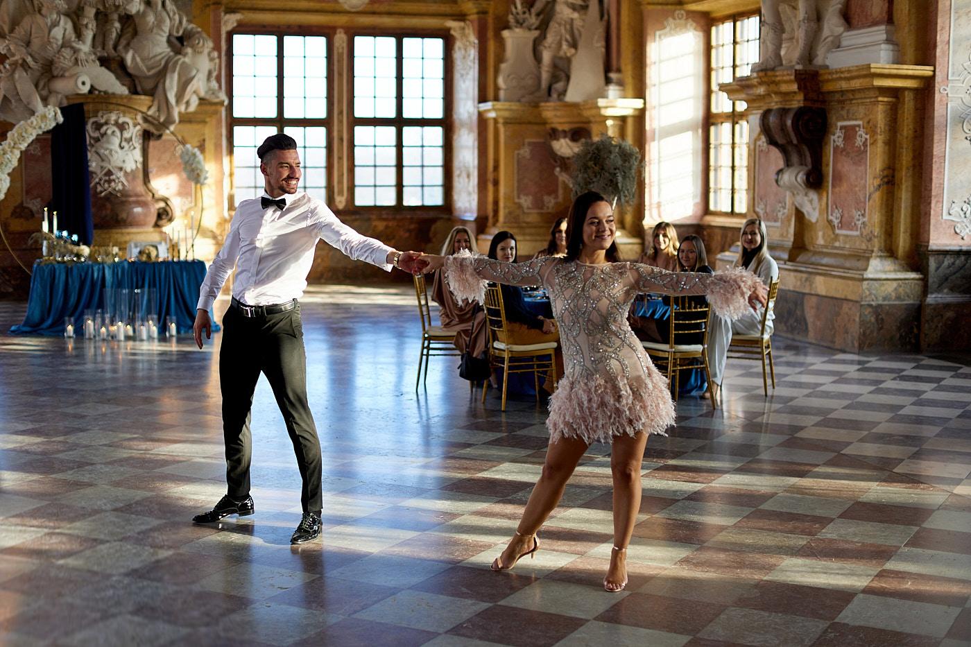 wyjątkowy ślub - pierwszy taniec - fotograf ślubny wrocław